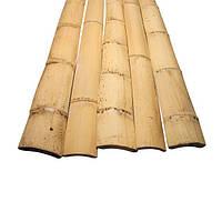 Рейка бамбуковая необработанная, светлая