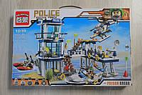 Конструктор Полицейский участок 565 деталей типа Lego