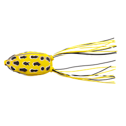 """Приманка-жаба гумова поверхня незачеп.  FROG LJ Pro Series  2,6"""" / 15,5г / 001 *6"""