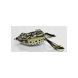 """Приманка-жаба гумова поверхня незачеп.  FROG LJ Pro Series  2,6"""" / 15,5г / 004 *6"""