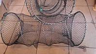 Вентрерь (Ятерь) для ловли раков, рыбы 40*80 см