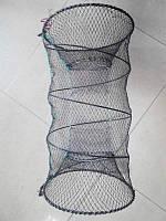 Вентерь (Ятерь) Верши для ловли раков, рыбы 70*120 см