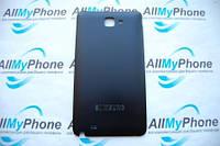 Задняя панель корпуса для мобильного телефона Samsung Galaxy Note N7000 / i9220 Black