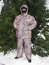 Зимовий костюм для рибалки і полювання, теплий і надійний, -30с комфорт