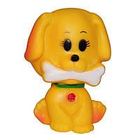 Резиновая игрушка-пищалка для ванны, фото 1