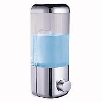 Дозатор для жидкого мыла (8.5*8*21.5см / 380 мл) Kamille 8301