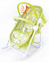 Детский шезлонг - люлька Baby Tilly BT-BB-0003 AB