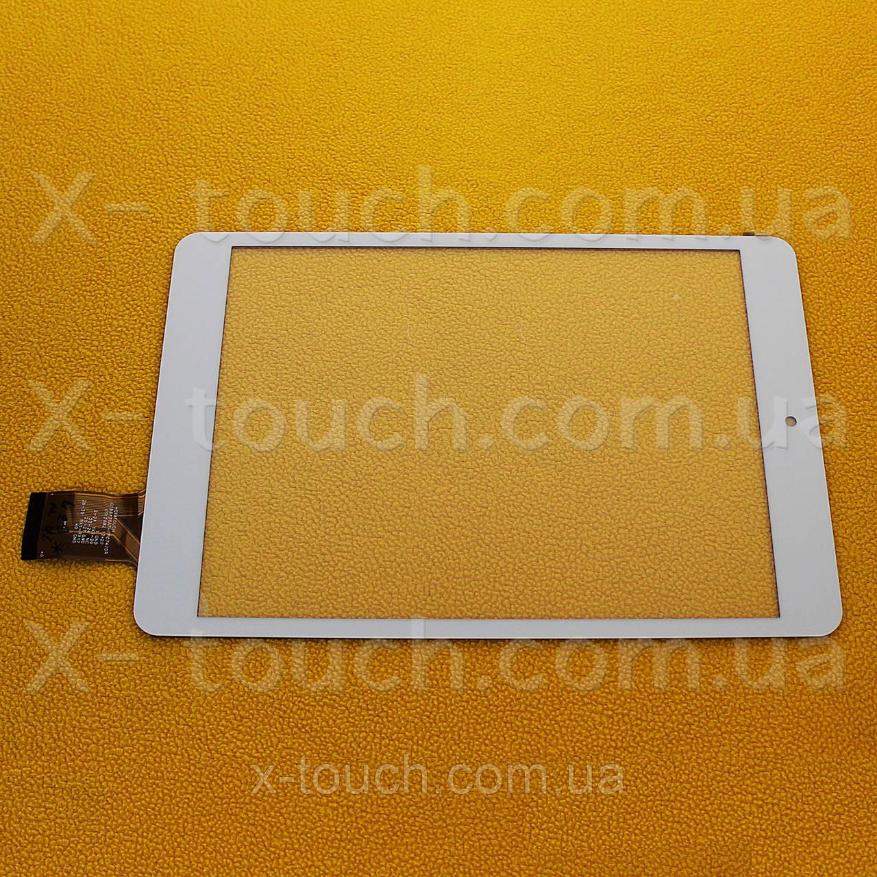 Тачскрин, сенсор  C196131A1-FPC747DR белый  для планшета