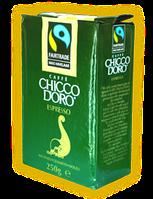 Кофе молотый Chicco D'oro Espresso Max Havelaar 250г