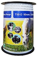 Тесьма EASY RANGE T10-W 200м (10мм)