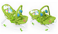 Детский шезлонг-качалка Baby Tilly BT-BB-0001 AB