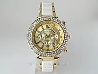 Часы Michael Kors браслет в стиле керамики, фото 1