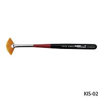 Кисть веерная для дизайна KIS-02