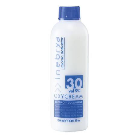 INEBRYA OXYCREAM BIONIC Крем-окислитель для волос 9% (30 vol) 150 мл.