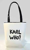 """Женская сумка """"Karl Who?"""" Б340 цвет на выбор"""