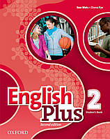 English Plus 2 Student's Book. Second Edition