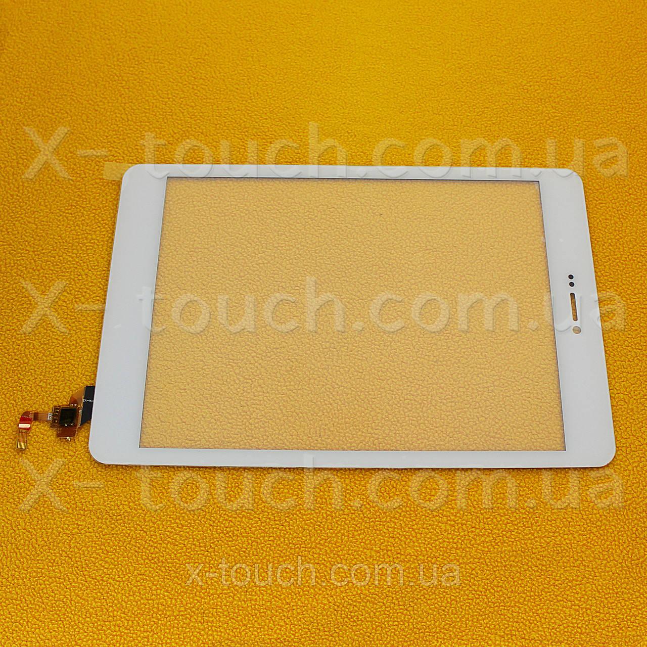 Тачскрин, сенсор  PB80JG9033-R1 белый для планшета