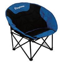 Кресло складное с анатомическим сидением KingCamp Moon Leisure Chair  KC3816 (Синий)