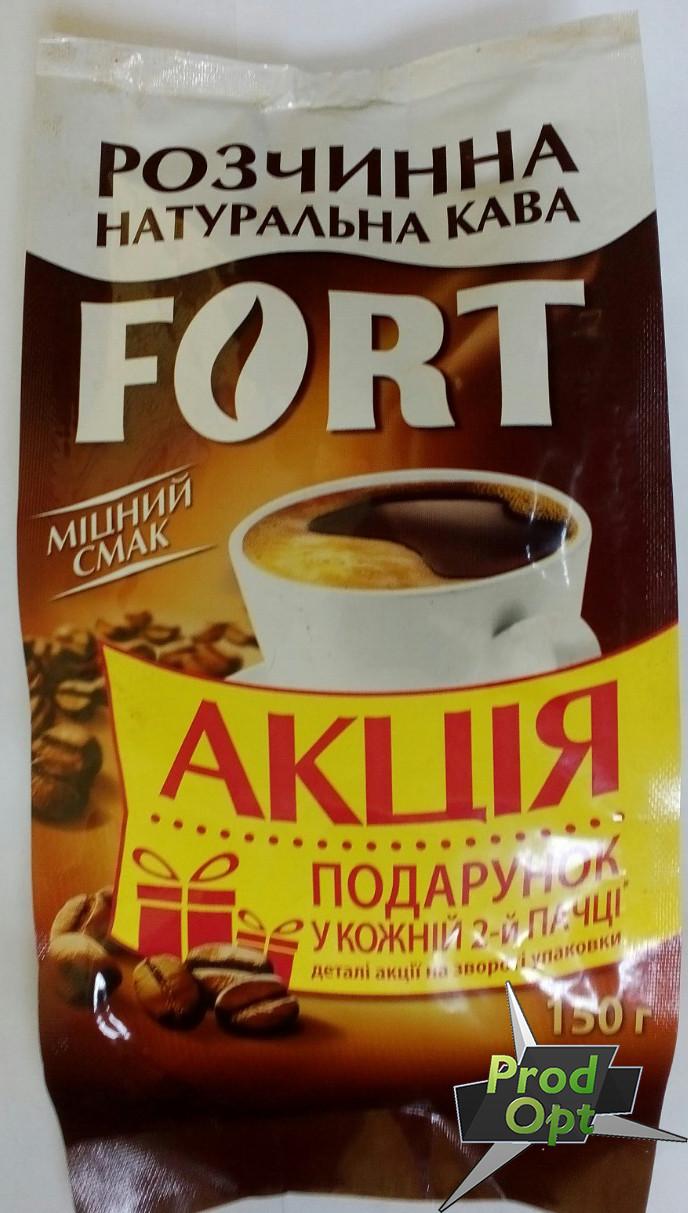 Кава розчинна гранульована Еліт Форт 150 г