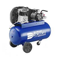 Компрессор Ceccato BlueLine 90BC2 ременной (2 кВт, 255 л/мин, 90 л)
