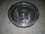 Маховик СМД на ЮМЗ   СМД на ЮМЗ (посилений)   Установка двигуна СМД на ЮМЗ, фото 5