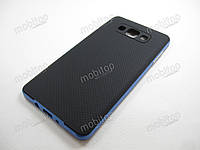 Чехол IPAKY Samsung A700H Galaxy A7 (синяя рамка), фото 1