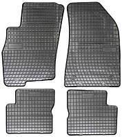 Резиновые коврики для Chevrolet Lacetti 2002-2013 (FROGUM)