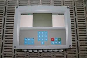 Компьютер системы вентиляции, панель управления