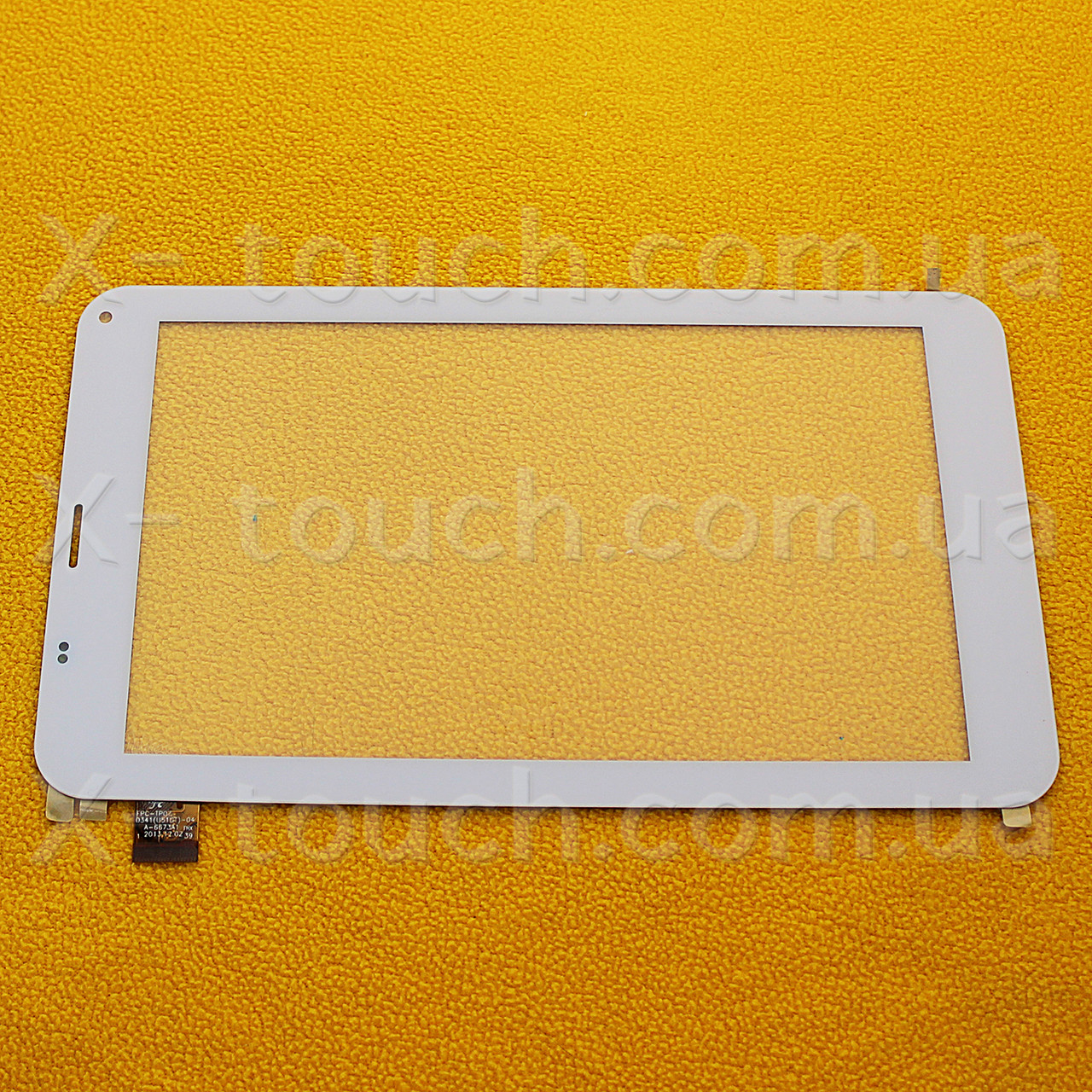 Тачскрин, сенсор  Cube U51GT TALK 7X белый для планшета