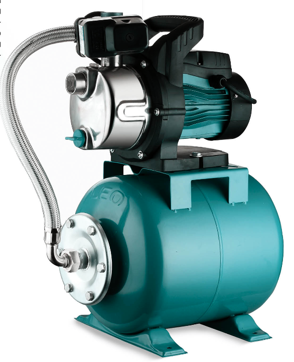 Насосная станция Aquatica LKJ-600SA5 0.6 кВт