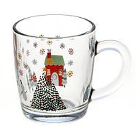 Чашка чайная Новый Год 350 мл, Pasabahce 55531 Новый Год СЛ