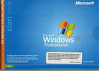 Microsoft Windows XP Professional SP2 Rus OEM (E85-04757)
