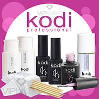 Стартовый набор гель лаков Коди/Kodi (без уф лампы)