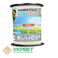 Тесьма FARMER T10-W 200м (10мм)
