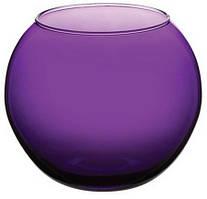 Ваза-шар Enjoy 10,2 см фиолетовая, Pasabahce 43417 СЛ фиолет.