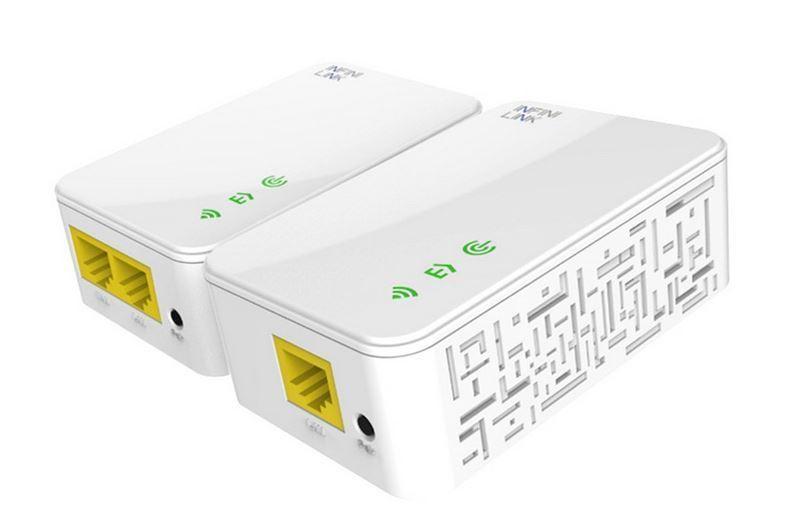 Wi-Fi PLC роутер Broadlink