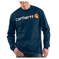 Свитшот мужской с принтом Carhartt logo Кофта | Топ шмот
