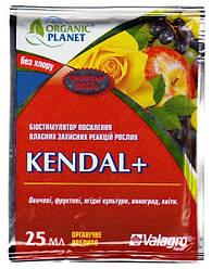 Биоиммуностимулятор Кендал+ (25 мл) — стимулирует защитные реакции растения, устойчивость к стрессам и болезня