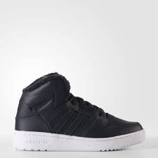 Кроссовки женские высокие Adidas M Attitude Revive W BB5043