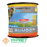 Тесьма FARMER T20-O 200м (20мм)