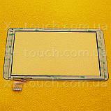 Тачскрин, сенсор  FPC-TP070215(708B)-00 белый для планшета, фото 2