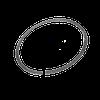 Кольцо КАМАЗ КПП установочное первичного вала 14.1701034
