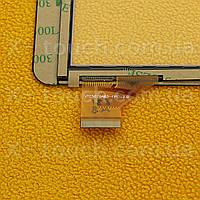 Тачскрин, сенсор  FPC-TP070215(708B)-00 черный для планшета
