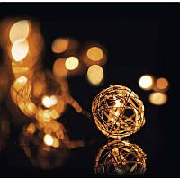Новогодняя LED Гирлянда EMOS LED-10-BO-AMBER-WW DECORATIV