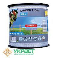 Тесьма FARMER T20-W 200м (20мм)