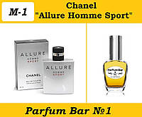"Мужские духи Chanel ""Allure Homme Sport"" - 30мл."