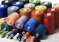 Виды ниток для шитья
