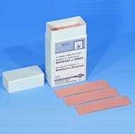 Индикаторная бумага для качественного анализа Алюминий