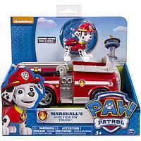 Paw Patrol Щенячий патруль Маршал и пожарная машина Marshall's Fire Fightin' Truck, фото 1