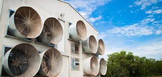 Система вентиляции и микроклимата для ферм